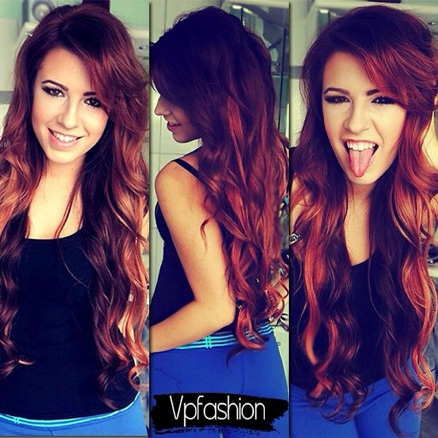 The Style Is Our 26 Inches New Hair Extensions From Vpfashion With