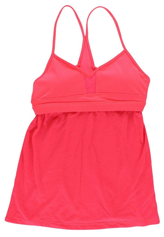 Alo Yoga Women's Waterfall Bra Top >>> For more