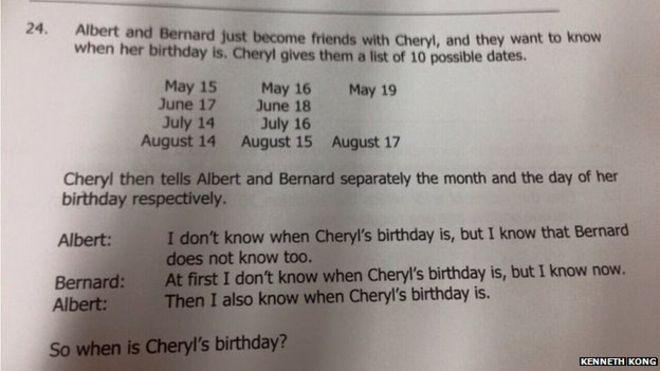 Singapore S Mind Bending Maths Quiz Matematika Dunia Pendidikan