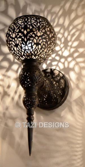 Pin By Tazi Designs On Modern Lighting Moorish Design Moorish