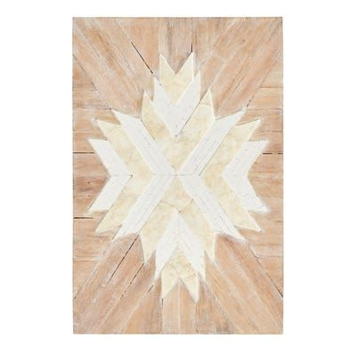 mirrored chevron burst mosaic wall panel (with images