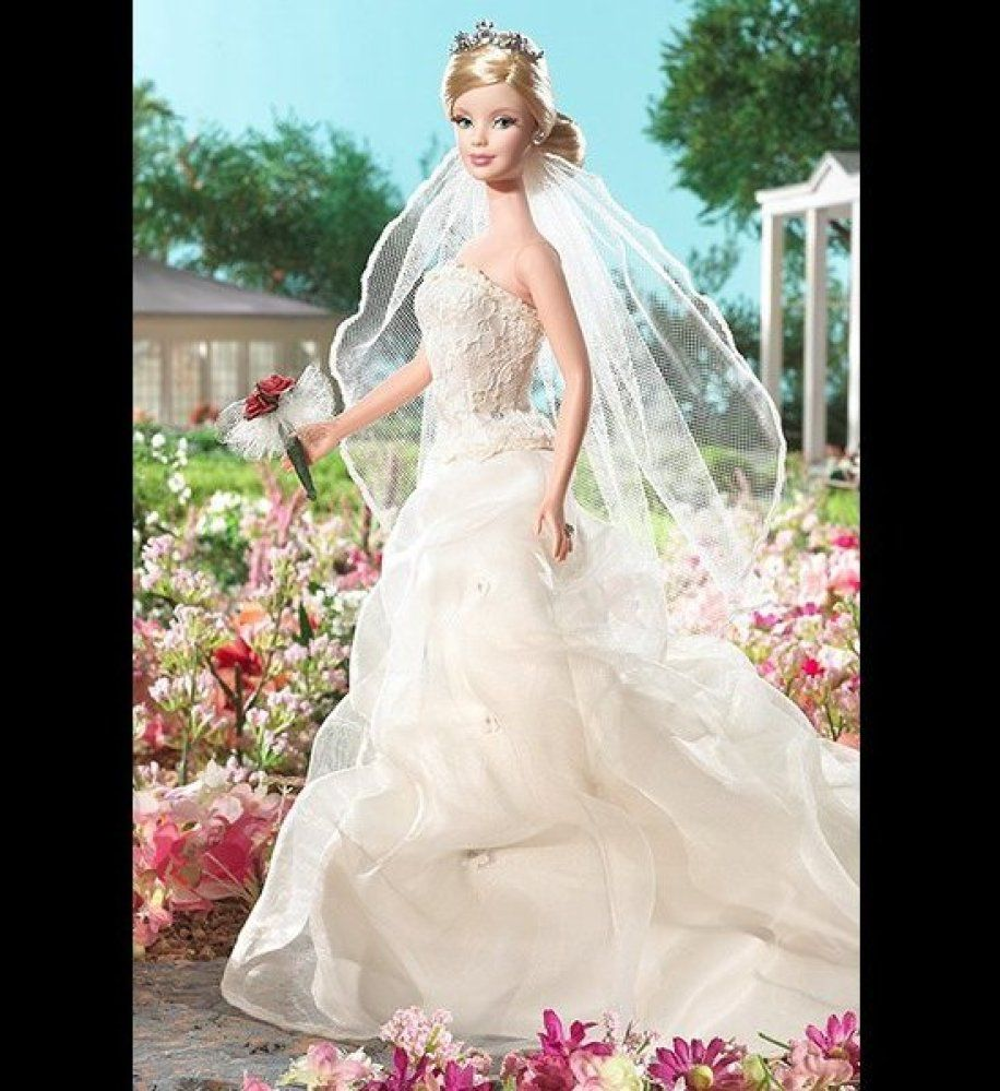 2006 David S Bridal Romance Barbie The Last Of David S Bridal S