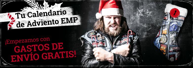 ¡ Empezamos HOY con GASTOS DE ENVÍO GRATIS !!!! #EMPSpain http://emp.me/6dU #RockFashion #Skulls #HeavyMetal