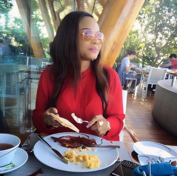 "Welcome To NYAuthentic's Blog: Photos: Nollywood Actress ""Iyabo Ojo"" Having fun i..."