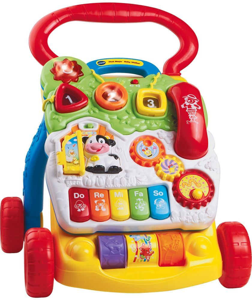fb97dd6836a3 Buy VTech First Steps Baby Walker at Argos.co.uk - Your Online Shop for  Educational electronic toys