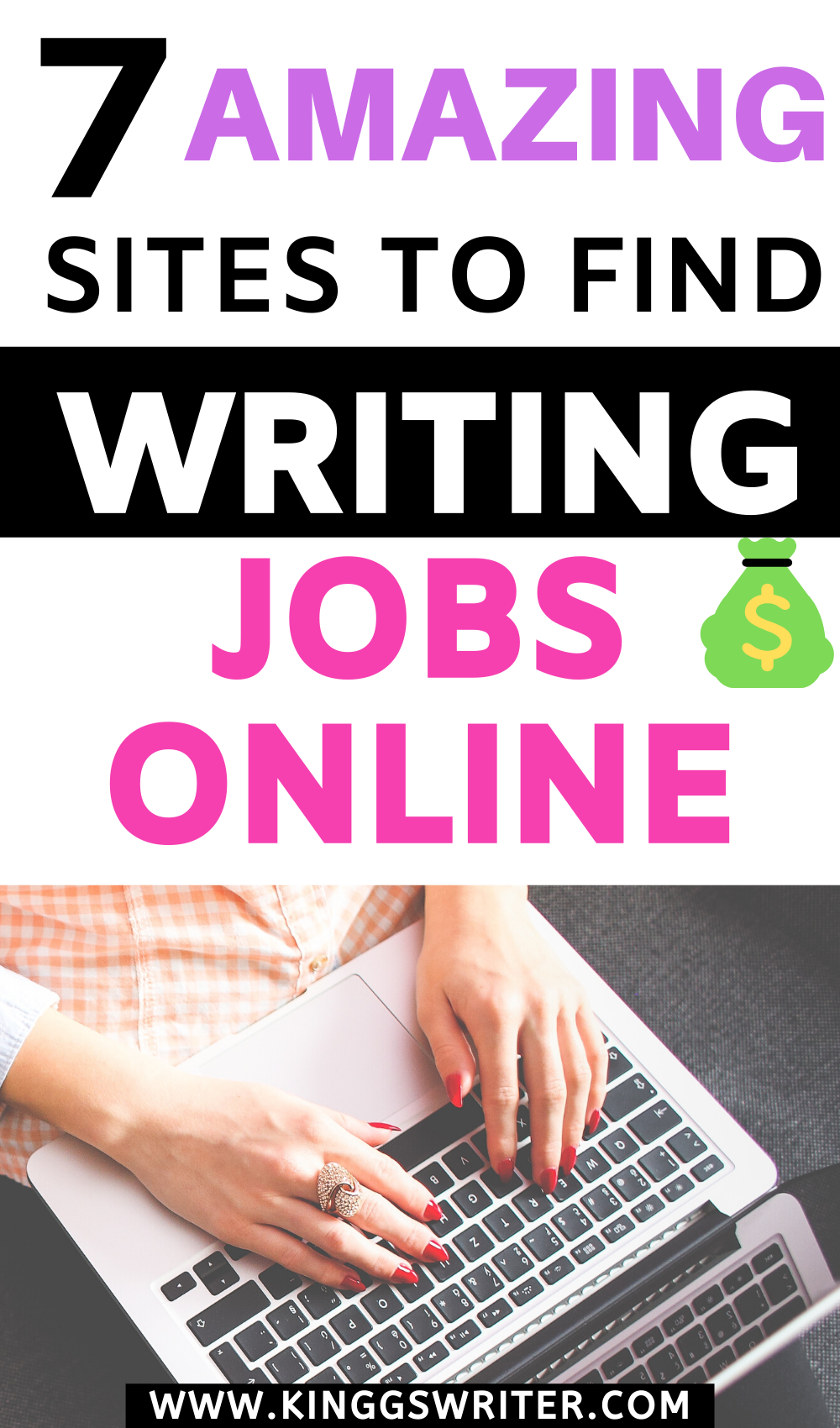 Writing Jobs From Home 7 Freelance Writing Websites To Make Money From Home In 2020 Make Money From Pinterest Make Easy Money Online Writing Jobs