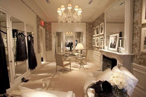 I love closets!