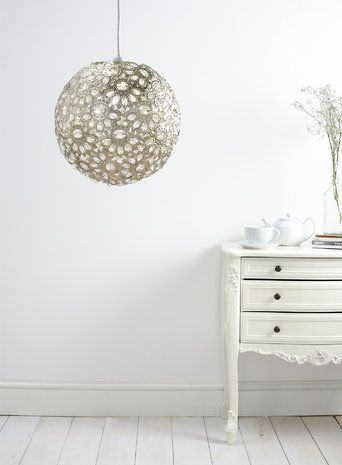 Room · ornate ball easyfit ceiling light