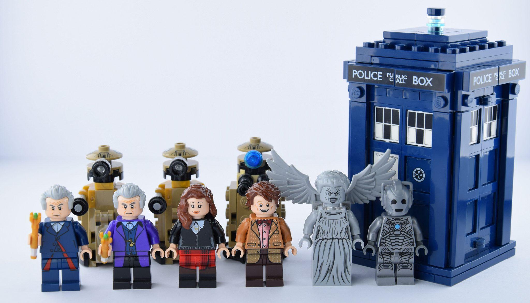 Lego Doctor Who universe Lego doctor who, Doctor who