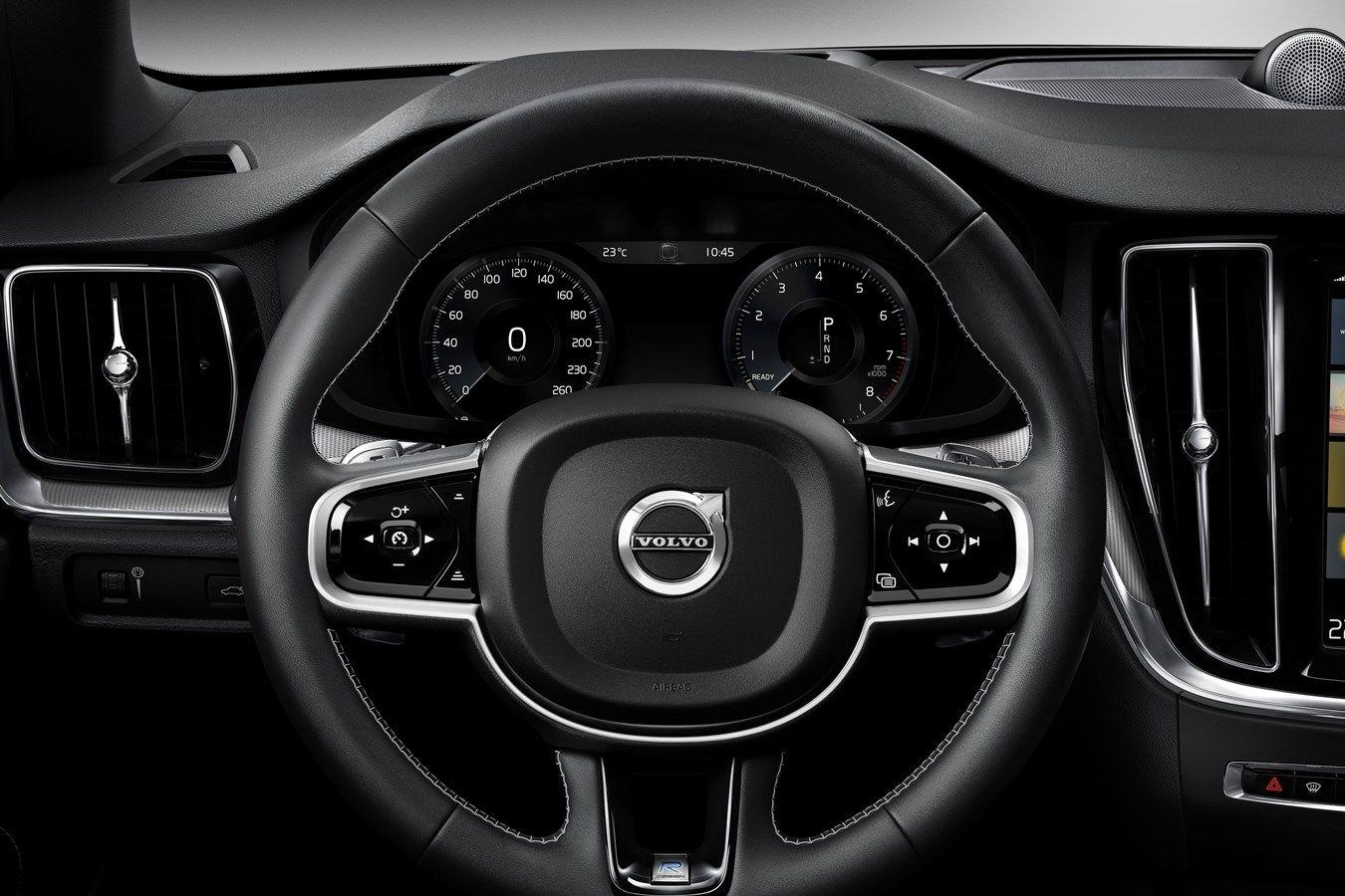 New Volvo S60 RDesign interior Volvo, Volvo s60, Volvo v60