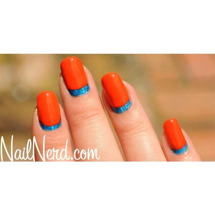 Nail Nerd (nail art for nerds) » Corporate Ruffian Nails   Nails ...