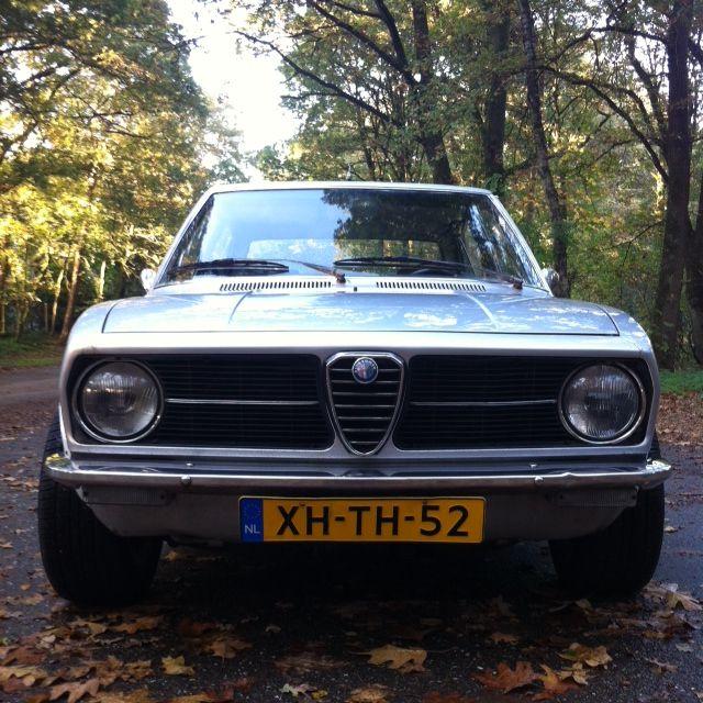Vendo Alfa Romeo Alfetta 1600 Monofaro Twin Spark