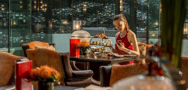 Afternoon Tea at Camelia | Flickr - Photo Sharing!