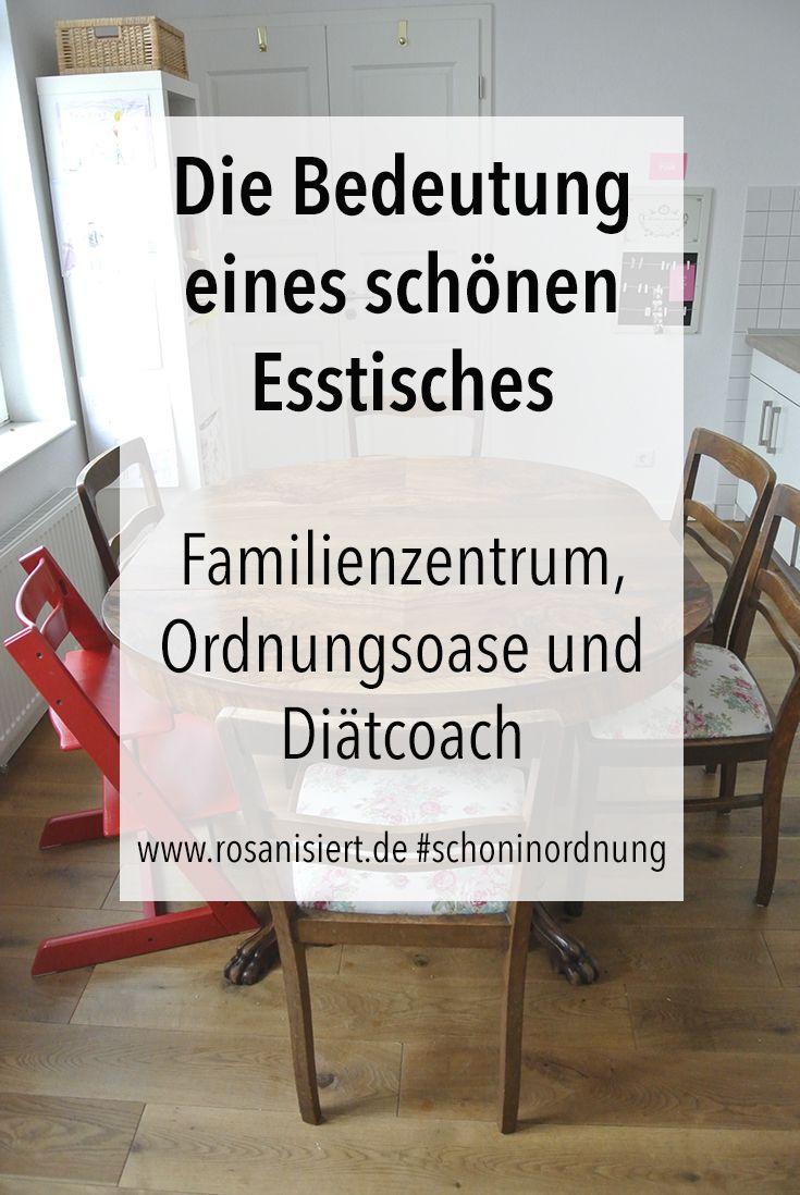 Die Bedeutung Eines Schonen Esstisches Familienzentrum