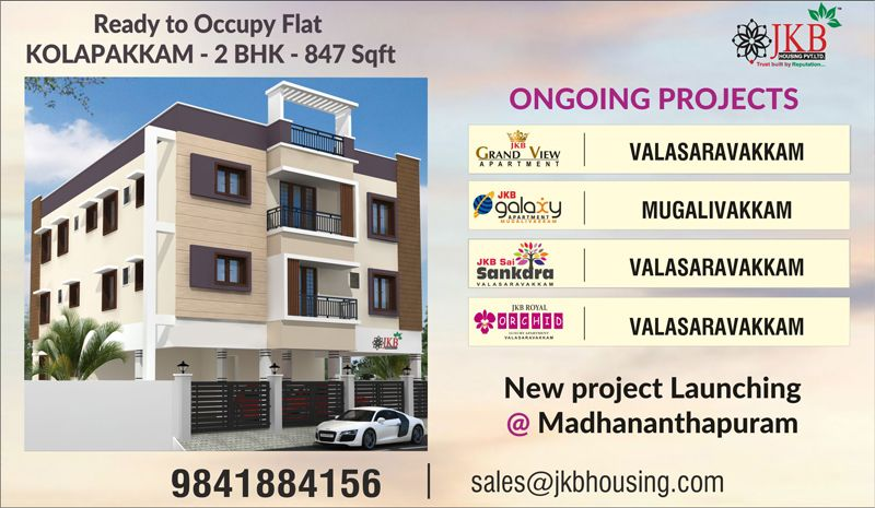 Completed Residential Apartments Flats Projects By Jkb Housing