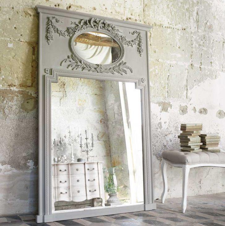Grand miroir mural design finest grand miroir mural for Grand miroir mural original