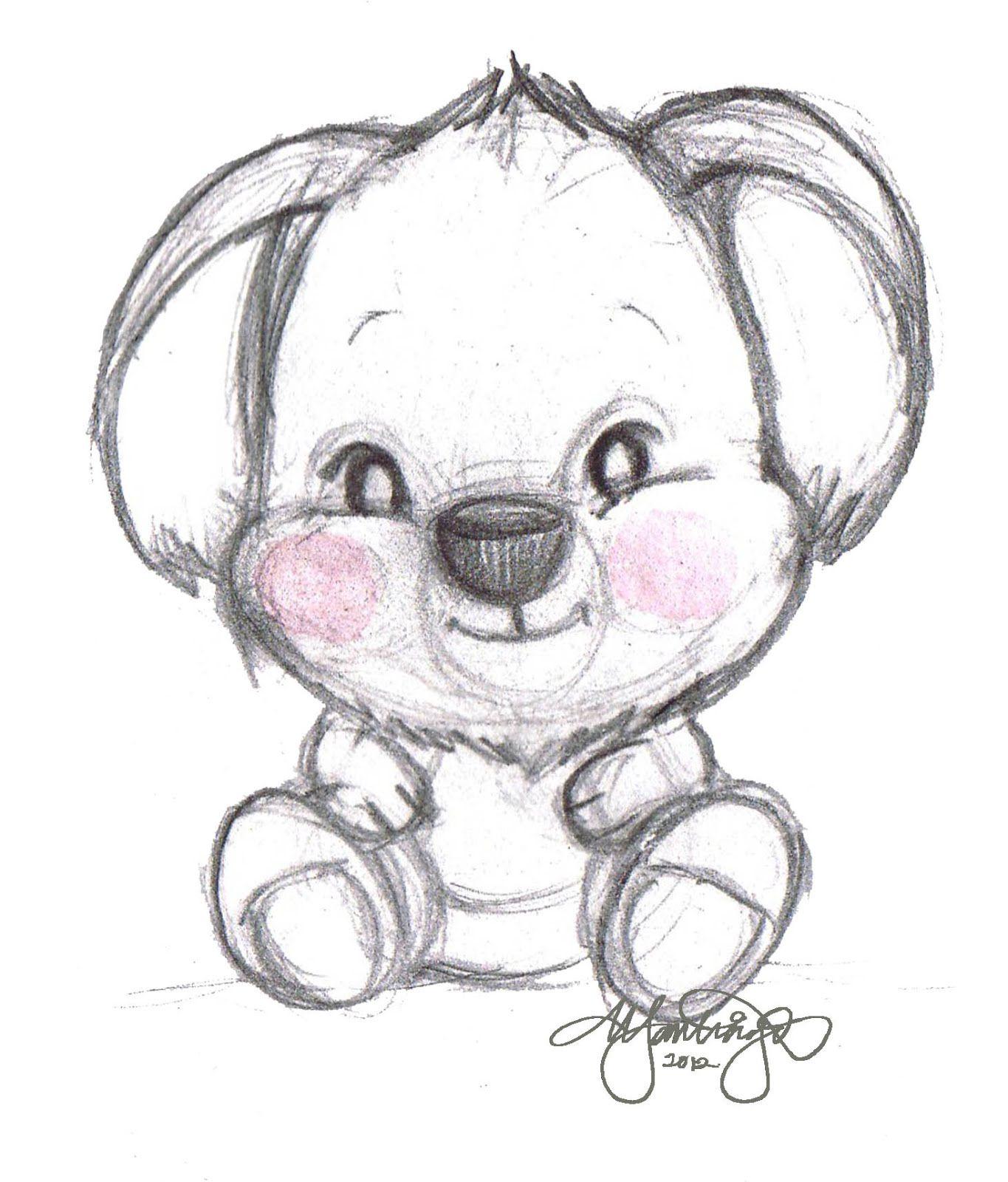 DRAW ME THE CUTEST KOALA BEAR EVER | Freelancer |Cute Baby Koala Leg Drawing
