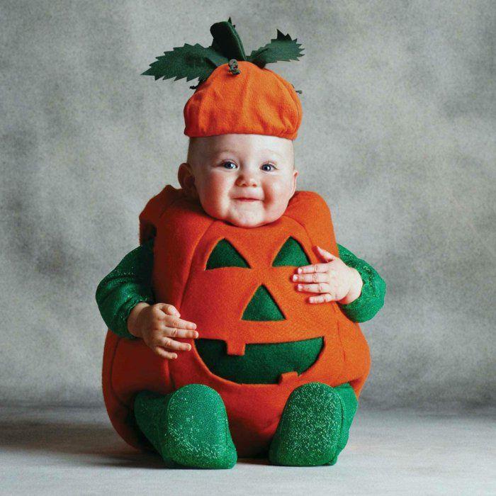 halloween kost m ideen f r einen unvergesslichen halloween look halloween kost m baby k rbis. Black Bedroom Furniture Sets. Home Design Ideas