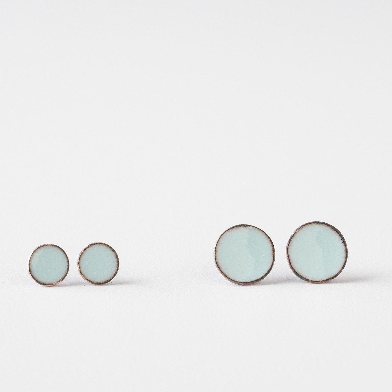 a70efb3b7 Color Enamel Studs | Jewelry | Jewelry | Jewelry, Studs, Enamel