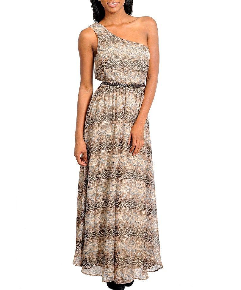 Pretty Maxi dress @ polysboutique.com