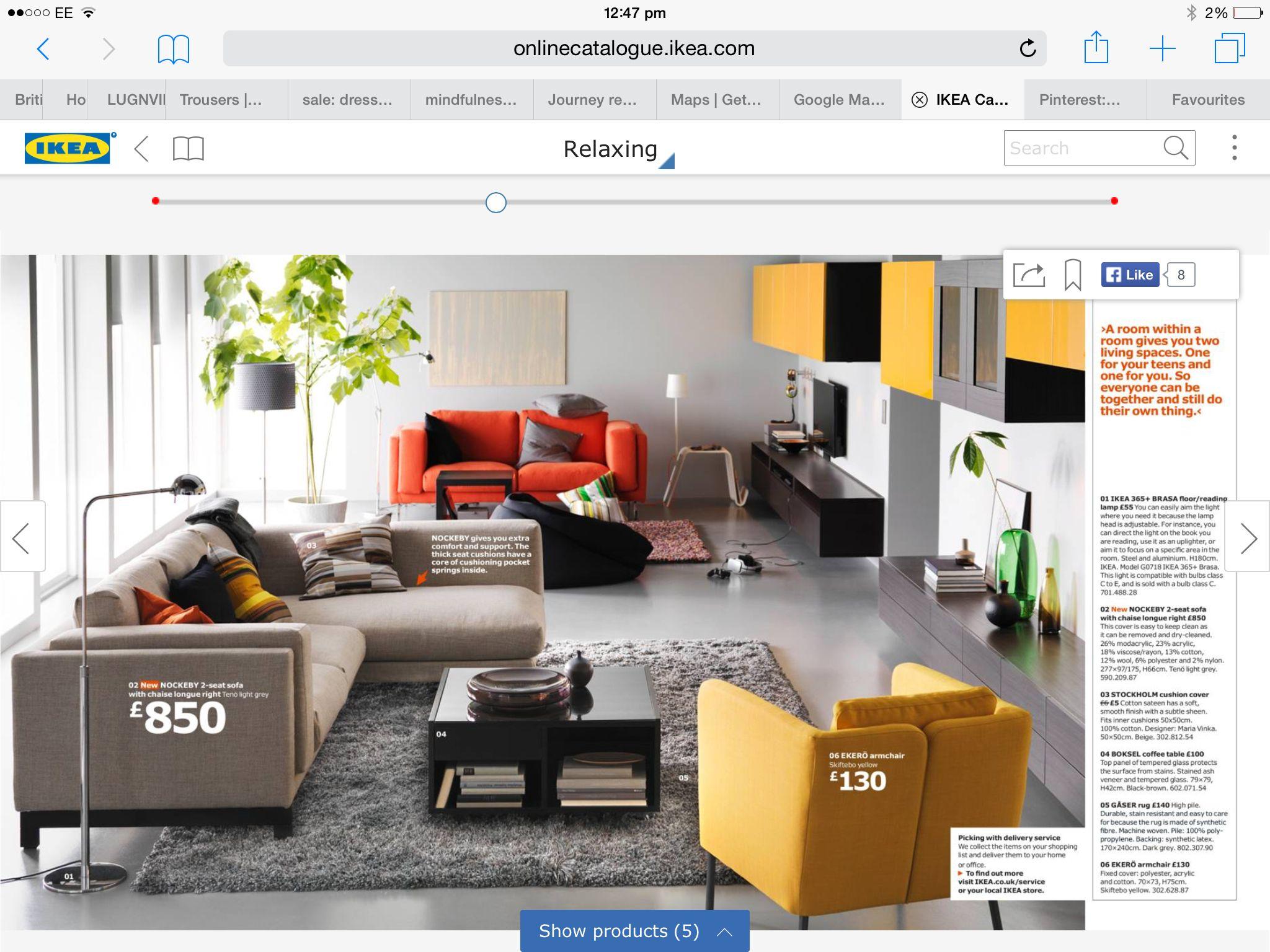 L Shape Sofa For New Lounge Http Onlinecatalogue Ikea Com Gb En Ikea Catalogue Ikea Living Room Flat Decor Furniture [ 1536 x 2048 Pixel ]
