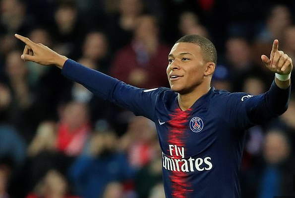 The Real Madrid President Joked That Zidane Could Convince Kylian Mbappe To Join The Club Contact Info Web Infin President Jokes Sports News Sports Jersey