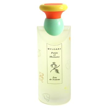 Petits Et Mamans Fragrance By Bvlgari For Children Eau De Toilettes