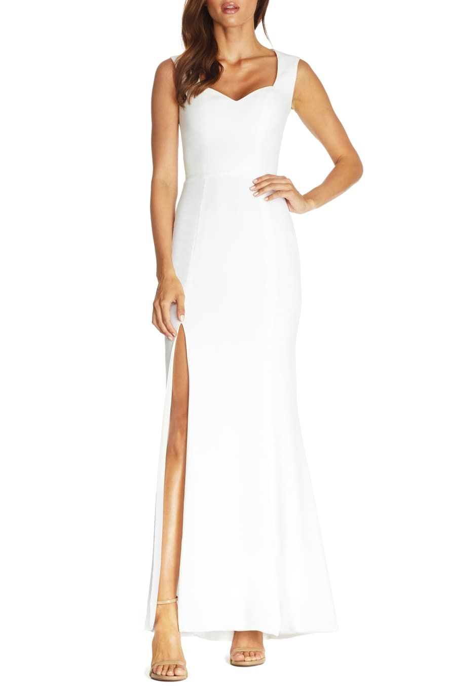 Women S Cocktail Party Clearance Nordstrom Rack Dress The Population Gowns Dresses [ 1368 x 892 Pixel ]