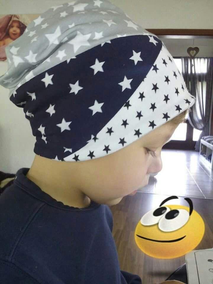 Mütze freebook...Chris von RockerBuben | Kinder Nähen | Pinterest ...