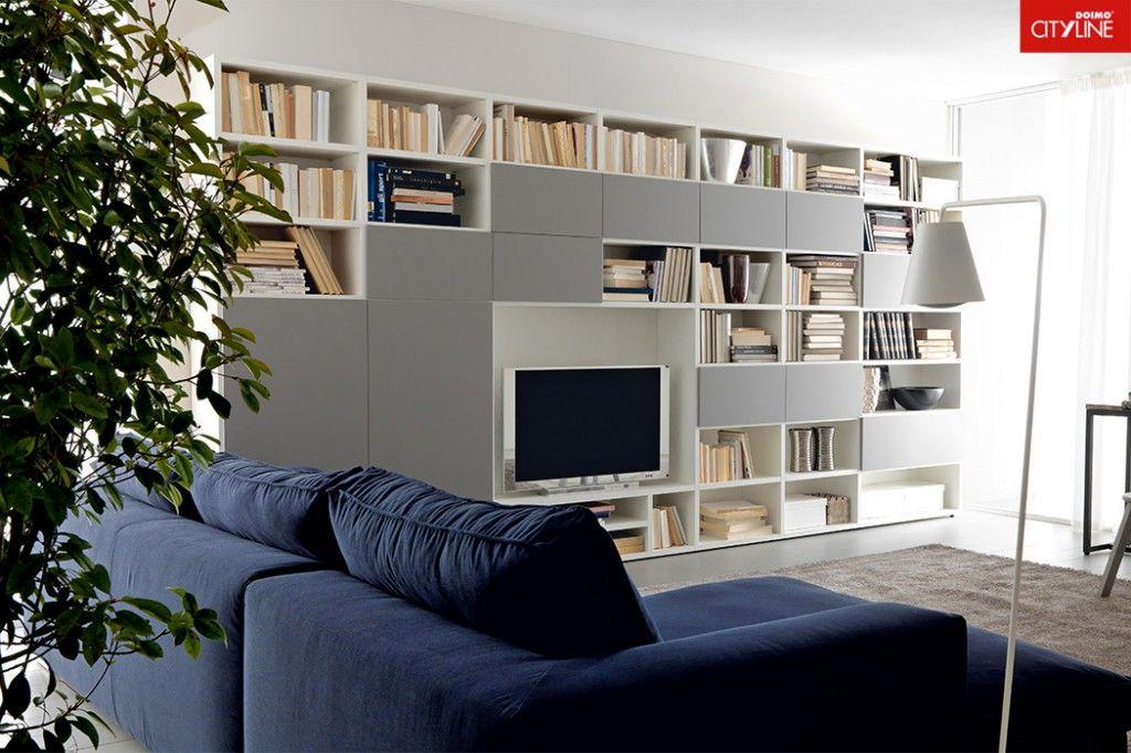 Mobile per soggiorno Doimo Cityline 38 | Tavoli | Pinterest ...
