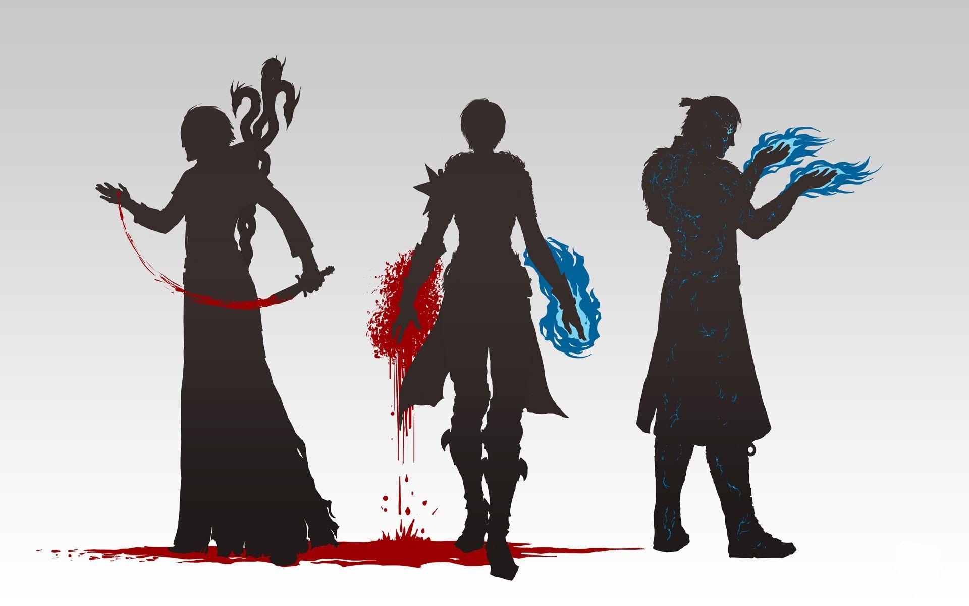 Dragon Age Dragon Age 2 Hawke Anders Ladyhawke Wallpaper