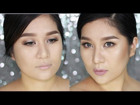 pinay makeup beginner easy contouring and highlighting