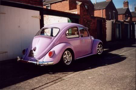Lilac Volkswagen Beetle Dream Car Maddie Divane This Will Be