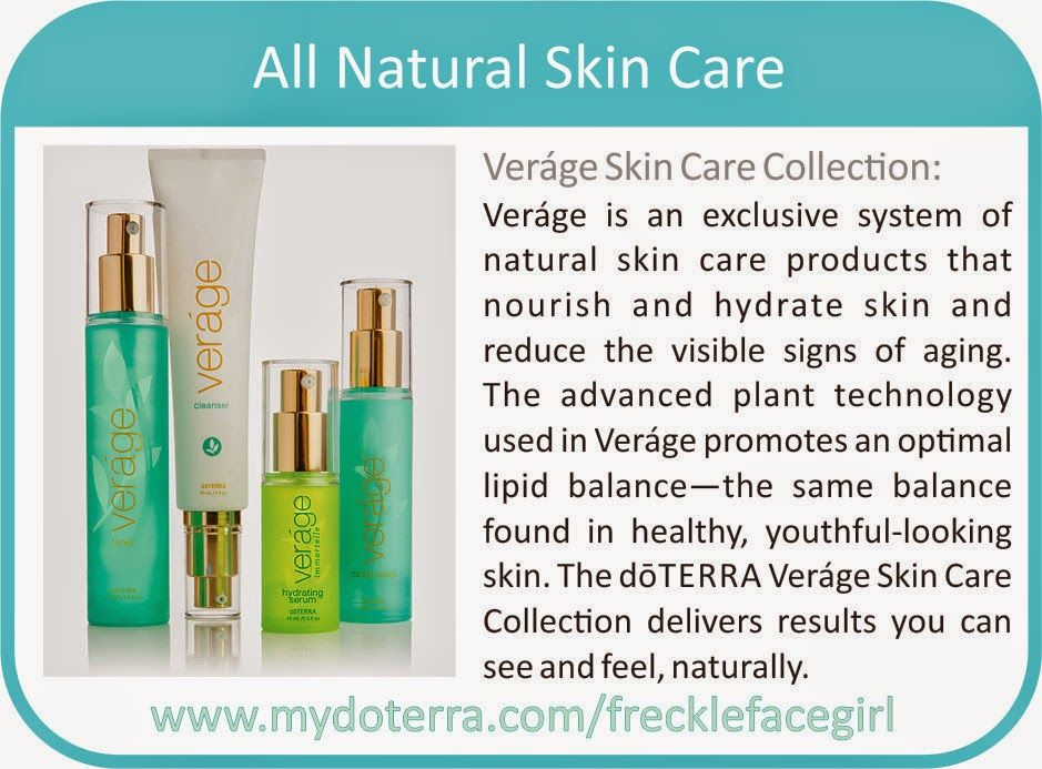 Essential Health Solutions Verage Skin Care Line From Doterra Essential Oil Cosmetics Skin Care Skin Care Collection