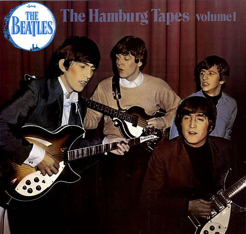 The Beatles, The Hamburg Tapes Volume 1, UK, Deleted, vinyl LP album (LP record), Breakaway, BWY85, 519567