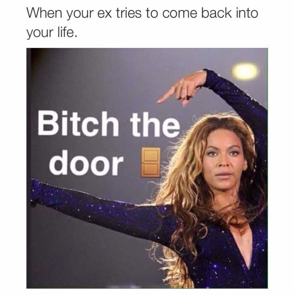 When your ex comed back | Laugh until you cry | Funny memes