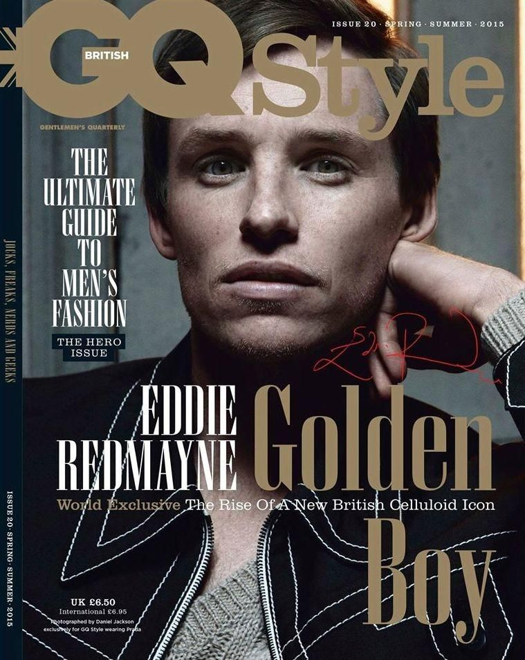 GQ Style UK S/S 15 Covers (GQ Style UK)