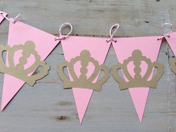 Bander 237 N Con Coronas Para Ellas Paper Crafts