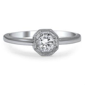 Platinum The Raine Ring