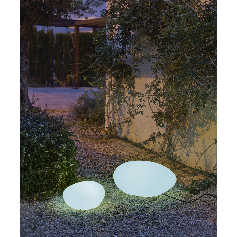 Lampe De Jardin Extérieure Petra Avec Fil 40cm E27 15 W
