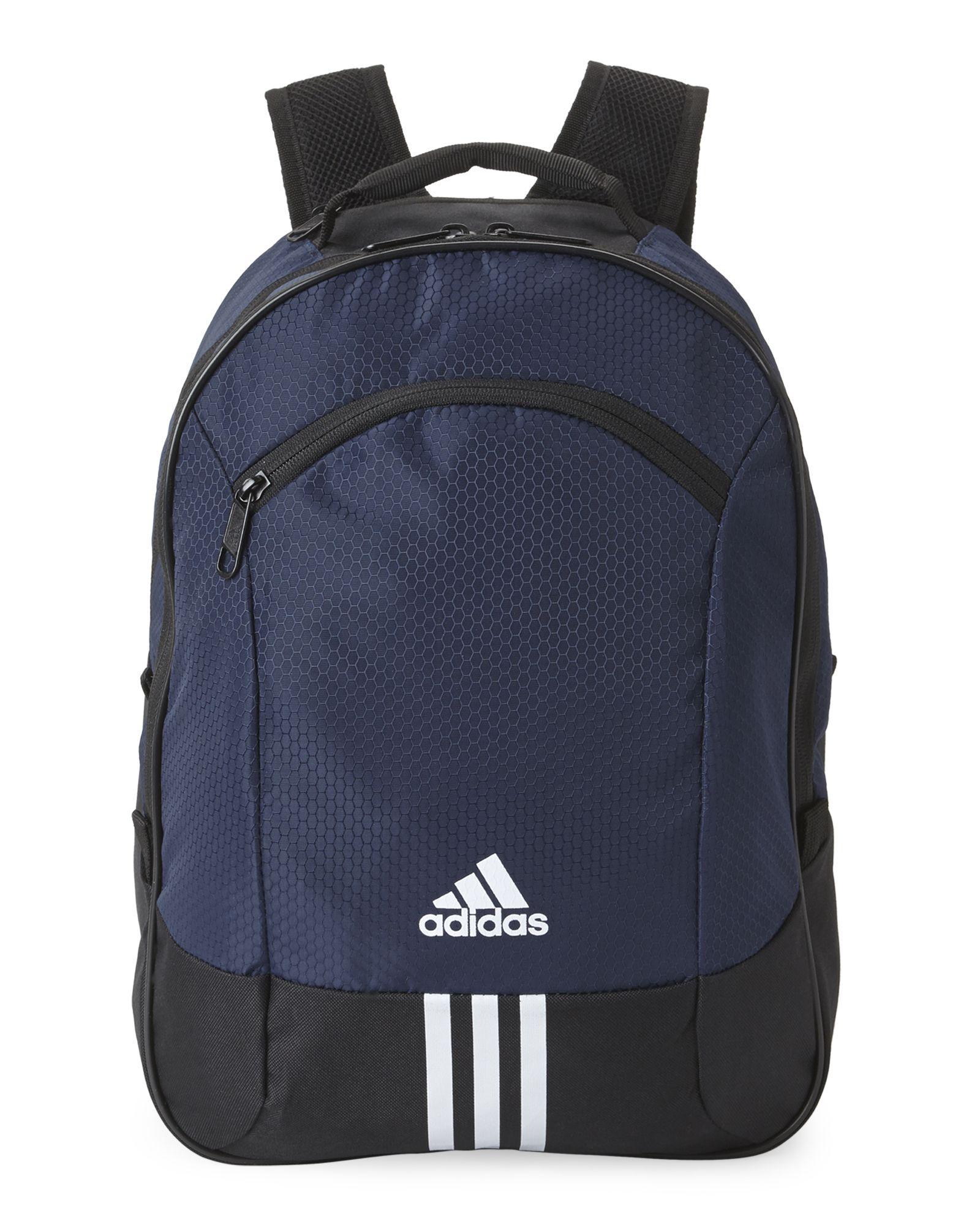 fe34b36418 Adidas Navy Pincer Backpack Mesh Backpack, Buy Backpack, North Face Backpack,  Adidas Bags