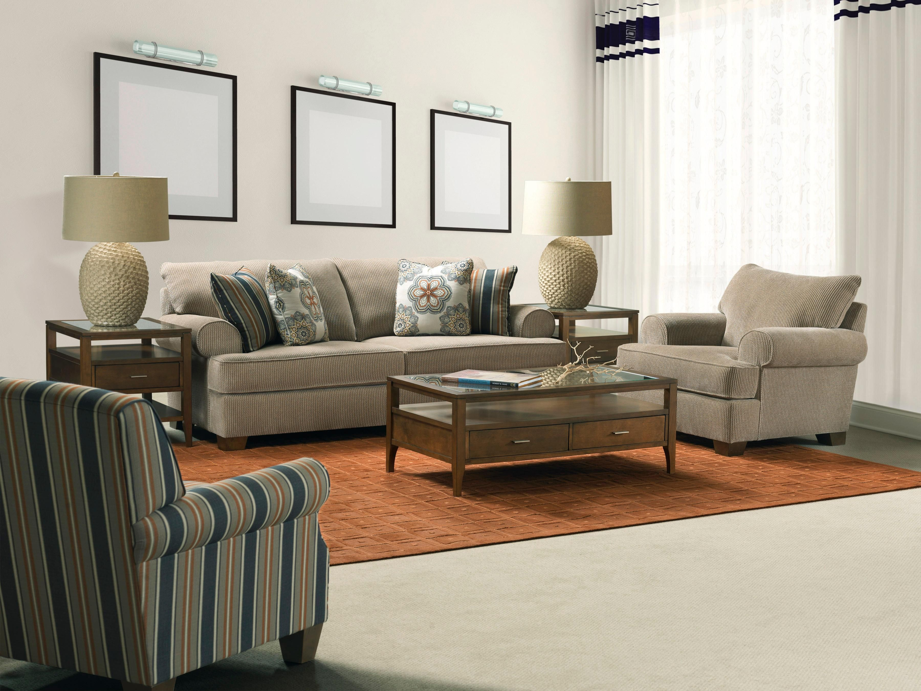 Choose your style Custom order your Broyhill furniture from Turk