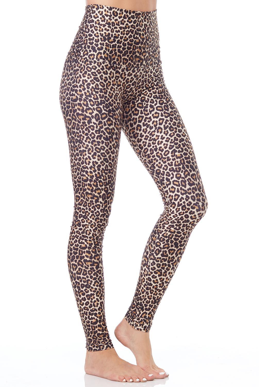 Emily Hsu Designs Crystal Mermaid Legging Womens Sparkle Yoga Leggings