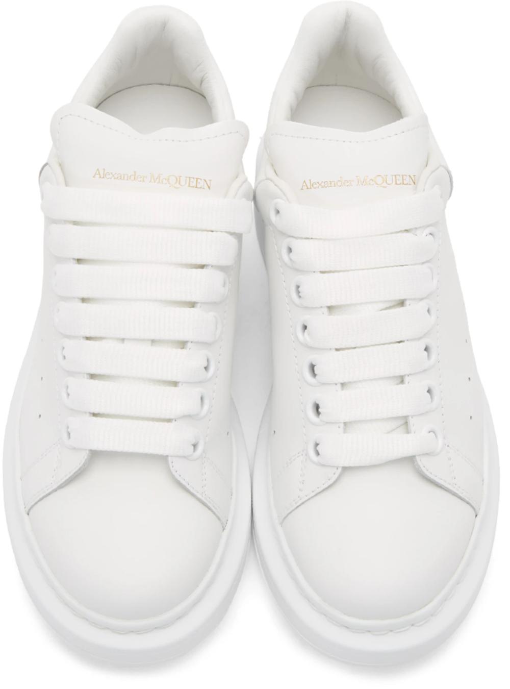 Alexander McQueen - White Oversized