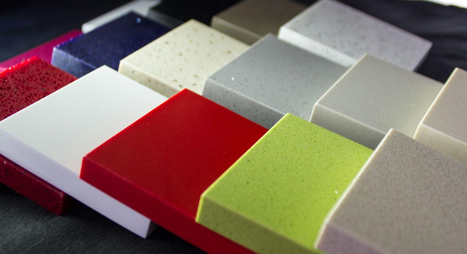 17 colores a elegir para tu encimera de cocina Compactos de cuarzo tu mejor decoracin para tu cocina o bao  Ideas para el hogar  Kitchen