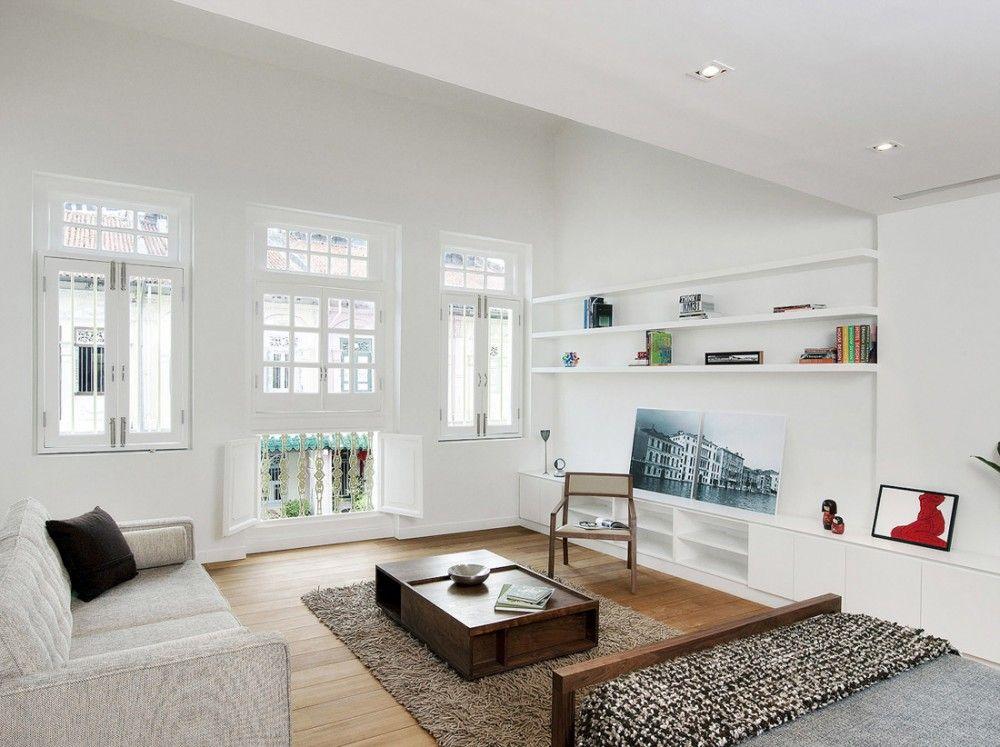 31 Blair Road Residence Ong Ong Pte Ltd Deco Moderne Meubles De Salon Modernes Architecture Interieure