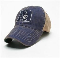 edce7d5c2 Duke Blue Devils Legacy Old Favorite Adjustable Mesh Hat #Duke ...