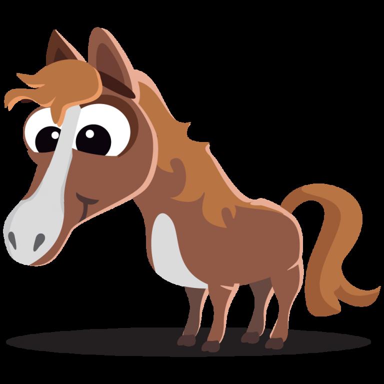 Horse Png Clipart 24 Image Png Svg Download Logo Icons Clipart Brand Emblems Horse Cartoon Cute Baby Horses Cartoon Clip Art