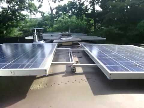 School Bus Motorhome Solar Panels Solar Panels Solar Solar Panel Technology