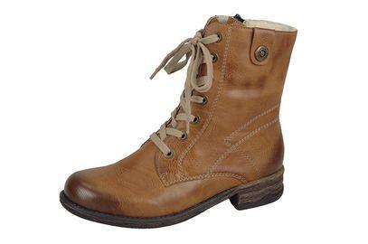 0da57351b Hnedé dámske topánky so šnurovaním Rieker | mama | Pinterest